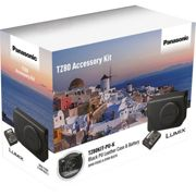 Panasonic TZ80KIT-PU-K Case & Battery Accessory Kit