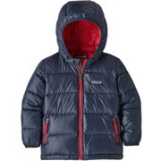 PATAGONIA Baby Hiloft Down Sweater Hoody Neo Navy - Winter jacket - Blue - size 18 mois