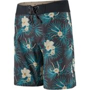 PATAGONIA M's Stretch Planing Boardshorts 19 In. Bayou Palmetto:ink Black W/seaport - Boardshorts - Black/Blue - size 32