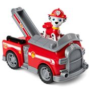 Paw Patrol Figure and Vehicle - Marshall and Firetruck