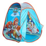 Paw Patrol KidActive Pop Up Playhouse Play Tent - Indoor or Outdoor Portable Play - Everest, Chase, Marshall, Skye, Rocky