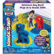 Paw Patrol Kinetic Sand Mould Character Play Set