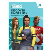 PC: Discover University Sims 4 Expansion Pack