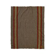 Pendleton   Yakima Camp Throw   Wool Camp Throw   Mineral Umber One Size