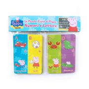 Peppa Pig Flash Cards - Letters & Numbers - new and in stock at PoundToy - Educational Toys
