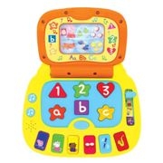 Peppa Pig Laugh & Learn Laptop Toy