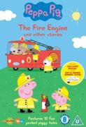 Peppa Pig The Fire Engine and Other Stories - DVD