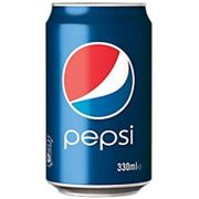 Pepsi Soft Drink Can 330ml Pack of 24