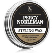 Percy Nobleman Hair Styling Wax for Hair and Beards 50 ml