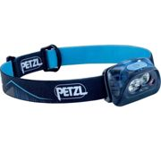 PETZL Lampe Actik Bleue - Headlamp - Blue - size Unique