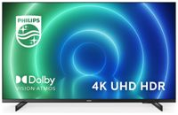 Philips 55 Inch 55PUS7506 Smart 4K UHD HDR LED Freeview TV