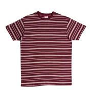 Pike Brothers - 1964 Sport Tee Bongo Red - M