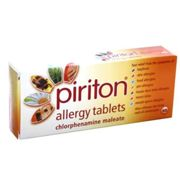 Piriton Allergy Tablets 60