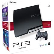 Playstation 3 Slim Console, 250GB, Boxed