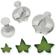 PME Cookie Cutter Ivy 3 pieces