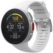 POLAR Vantage V White - Cardio GPS watch - White - taille Unique