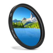 Polarizing filter CPL Nikon AF-S DX Nikkor 18-300mm 1:3.5-5.6G ED VR Filter