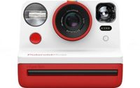Polaroid 9032 Now I-Type Instant Camera Red, A