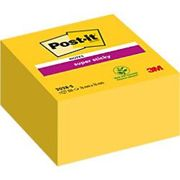 Post-it Super Sticky Notes 76 x 76 mm Yellow 350 Sheets