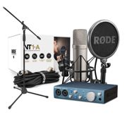 Presonus AudioBox iTwo with Rode NT1-A Vocal Recording Pack