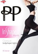 Pretty Polly In Shape Opaque Bodyshaping Tights