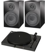 Project Juke Box E with Project Speaker Box 5 (Pair) Black