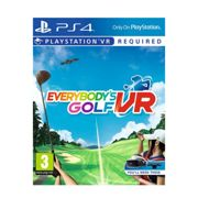 PS4: Everybodys Golf VR
