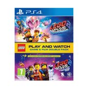 PS4: LEGO Movie 2 Game and Blu-ray Bundle