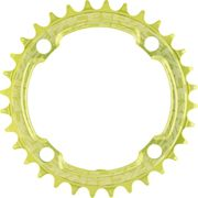 Race Face Single Narrow/Wide Chainring - 32t 4-Bolt 104mm 104 Green