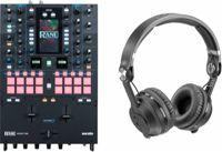 Rane Seventy Two + Zomo HD-3000