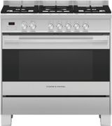 Range Cooker Dual Fuel Fisher&Paykel or90sdg4x1