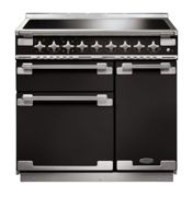 Rangemaster ELS90EIGB Elise 90 Induction Range Cooker Black