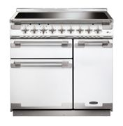 Rangemaster ELS90EIWH 90CM Induction Range Cooker White