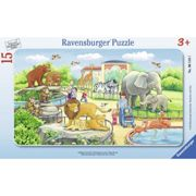 "Ravensburger 06116 7 ""Trip To The Zoo Puzzle"