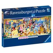 Ravensburger 15109 1000pc(s) puzzle Jigsaw puzzle, Cartoons, 14 year(s), 99 year(s), 980 mm, 375 mm