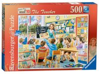 Ravensburger Happy Days at Work No.11 - The Teacher 500pc Jigsaw Puzzle
