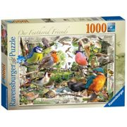 Ravensburger Our Feathered Friends, 1000pc Jigsaw Puzzle