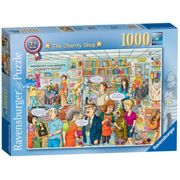 Ravensburger The Charity Shop 1000pc Jigsaw Puzzle