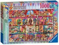 Ravensburger The Greatest Show on Earth 1000pc Jigsaw Puzzle