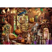 Ravensburger The Magicians Study 1000pc Jigsaw Puzzle