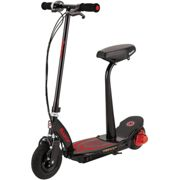 Razor Power Core E100S Seated Electric Scooter - Red