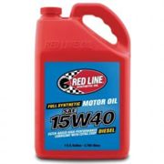 Red Line High Performance Engine Oil - 15W40 1 Gallon Diesel