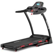 Reebok Gt40S One Series Treadmill - Black With Red Trim One Colour