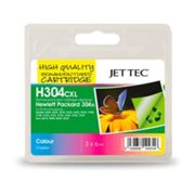 Remanufactured HP DeskJet 2600 Series High Capacity Colour Ink Cartrid