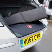 Richbrook Officially Licensed Vauxhall Boot Lip & Bumper Protector