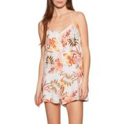 Rip Curl Tallows Romper Womens Playsuit - White Large