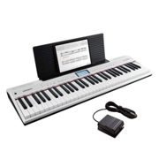 Roland Go:Piano with Alexa Voice Control and DP-2 Damper Pedal