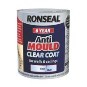 Ronseal Anti Mould 2.5L - Clear