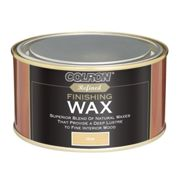 Ronseal CRFW325 325g Colron Refined Finishing Wax - Clear