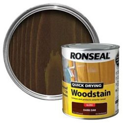 Pricehunter.co.uk - Price comparison & product search. Product image for  ronseal dark oak gloss